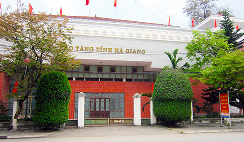 Visit the Ha Giang Provincial Museum